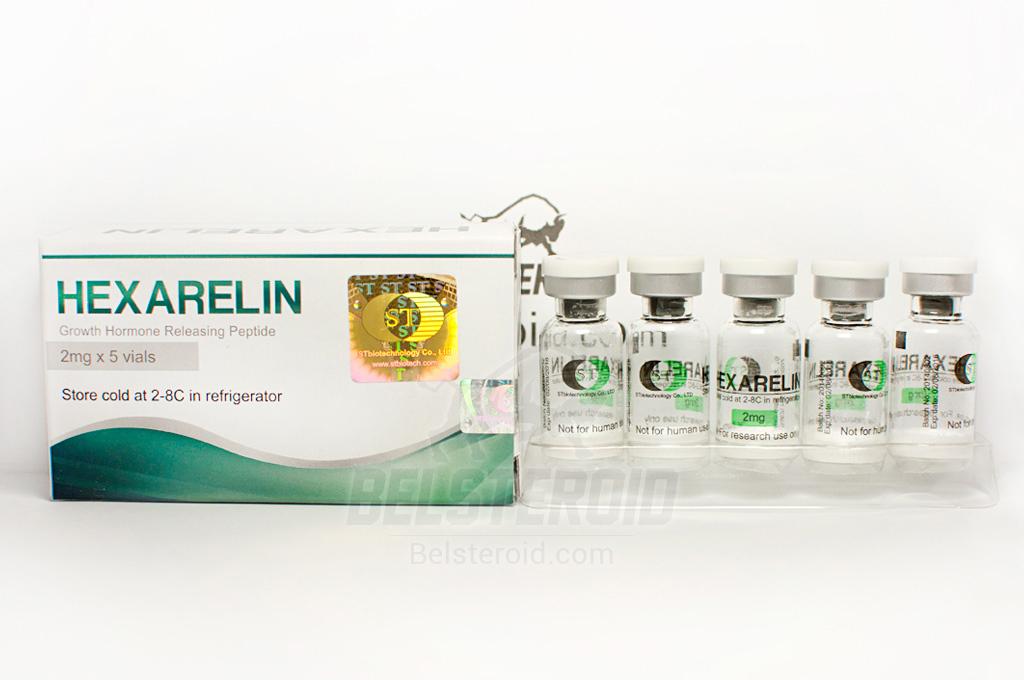 гексарелин инструкция